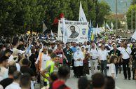 Binlerce Boşnak'ın hayatları için çıktığı 'ölüm yolu'nda 26 yıl sonra 'Barış Yürüyüşü'