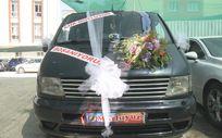 Malatya'daki adam, boşanma davasına süslü arabayla gitti