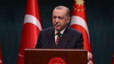 Cumhurbaşkanı Erdoğan'dan Kabine sonrası açıklamalar