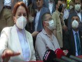 Meral Akşener, Kemal Kılıçdaroğlu'nun adaylığı hakkında konuştu
