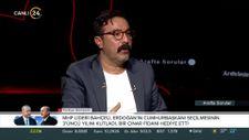 Mustafa Üstündağ'dan, 15 Temmuz'a tiyatro diyenlere: Tiyatroda kimse ölmüyor