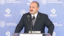 Mustafa Varank, Elmadağ Mobilyacılar OSB'de temel atma törenine katıldı