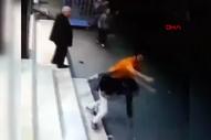 Sultangazi'de ayakkabı hırsızlarını yakalayan işçi mağdur oldu