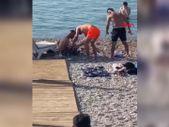 Antalya'da kuma ateş eden magandalar