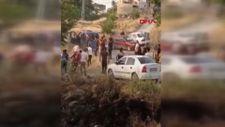 Konya'da mahalle düğününde kavga