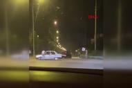 Ordu'da trafiği durdurup drift yapan 2 sürücü