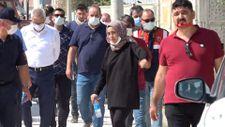 Saldırıda kurtulan Büşra'ya olay yerinde keşif yaptırıldı
