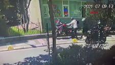 Şişli'de sağlık çalışanı, çalınan motosikletini iz sürerek buldu
