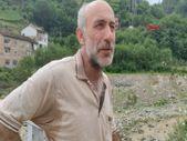 Trabzon'da aracıyla dereye uçtu, 15 bin dolarını kaybetti