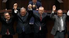 2 belediye başkanı AK Parti'ye geçti