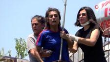 Adana'da engelli kız, bağımlı ablasının şiddetini polise ihbar etti