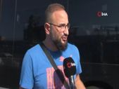 Belçika'dan İstanbul'a bir günlüğüne geldi, kiraladığı araçla kaza yaptı