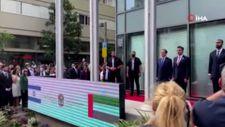 Birleşik Arap Emirlikleri, Tel Aviv'de büyükelçilik açtı