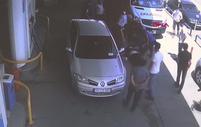 Erzurum'da yakıt alırken kalbi duran sürücü
