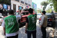 İHH Kurban ekipleri yola çıktı