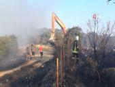Muğla'da meydana gelen yangın söndürüldü