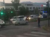 Bursa'da seyir halindeki otomobilde Türk işi tamir