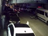 Esenyurt'ta trafik magandası dehşet saçtı