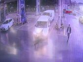 Üsküdar'da çatışmada arada kalan pompacının vurulma anı