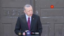 Cumhurbaşkanı Erdoğan: Rize'de ağaçlar sökülüp çaylık yapıldı