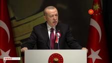 Cumhurbaşkanı Erdoğan'ın MSÜ Mezuniyet Töreni'ndeki konuşması