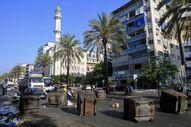 Lübnan'da hükümet kurulamadı halk yeniden sokaklarda