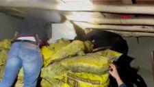 Şehit Hasan Cevher operasyonunda 220 kilo 400 gram uyuşturucu ele geçirildi