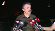 Tarım ve Orman Bakanı Pakdemirli, Mersin ve Hatay'daki orman yangınlarıyla ilgili bilgi verdi