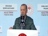 Cumhurbaşkanı Erdoğan: Selin vurduğu yerler Afet Bölgesi ilan edilecek