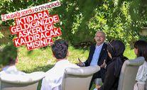 Kemal Kılıçdaroğlu: Vicdani ret tartışılabilir