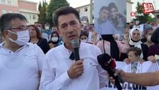 Kocaeli'de istismara uğrayan kızın babası gözyaşlarına boğuldu