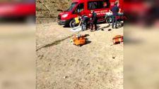 Amasya'da barajda kaybolan 5 kişilik ailenin cansız bedenlerine ulaşıldı
