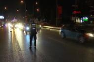 Bursa'da bayram öncesi trafik denetimi