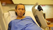 İzmir'de doğum gününde karaciğer nakli yapıldı