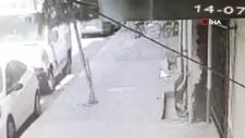 Küçükçekmece'de bisiklet hırsızlığı