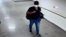 Sarıyer'deki hastane hırsızı, otobüs kartı sayesinde yakalandı