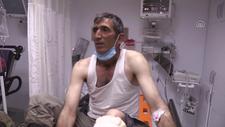 Tunceli'de bozayı saldırısına uğrayan kişi yaralandı
