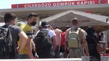 44 bin 220 Suriyeli bayramlaşmak için ülkesine gitti
