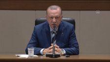Erdoğan: İnanç özgürlüğü nedir, bunu öğrenmeleri lazım