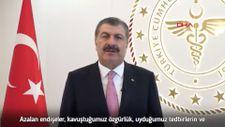 Bakan Fahrettin Koca'dan bayram mesajı