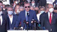 Cumhurbaşkanı Erdoğan: İki bayramı bir arada kutlayacağız