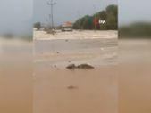 Suudi Arabistan'ın Necran eyaleti sel sularına teslim oldu