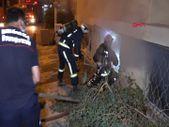 Antalya'da evi yanan kadın erkek arkadaşını suçladı
