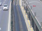 İstanbul yanıyor: Aşırı sıcaktan asfalt eridi