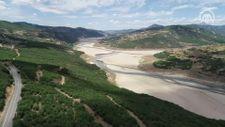 Kuraklık Bingöl'deki su kaynaklarını olumsuz etkiliyor