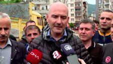 Süleyman Soylu: Baraj patladı iddiası doğru değil