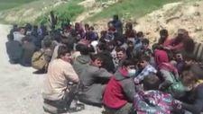 Van'da 80 Afganistan uyruklu yakalandı