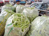 Afyonkarahisar'da fiyatı düşen fasulye türeticisini üzdü