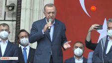 Cumhurbaşkanı Erdoğan: Hak sahiplerine ödemeler en kısa zamanda yapılacak