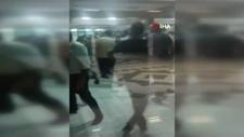 Diyarbakır'da hasta yakınları, sağlık çalışanlarını ve polisleri darbetti